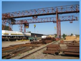 Торгово-складской комплекс Индустрия в Волгограде