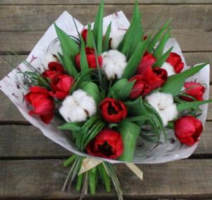 Оптово-розничный центр продажи цветов La Buket в Волгограде